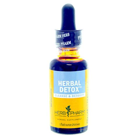 Herbal Detox Herb Pharm Reviews by Herbal Detox Herb Pharm