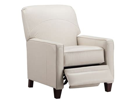Camden Recliner by Sleek Lines Great Color Camden Collection Oatmeal