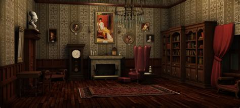 poe room the room by zetatool on deviantart