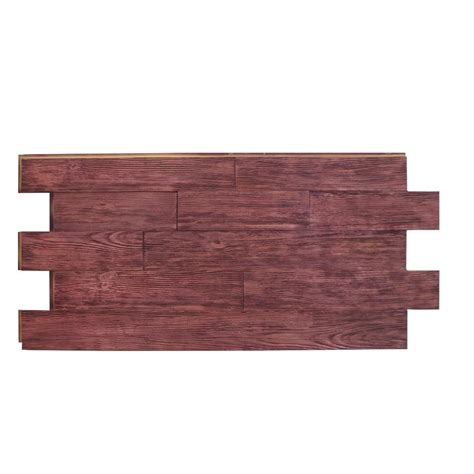 Raised Panel Wainscoting Home Depot 1 4 In X 32 In X 48 In Dpi Pendleton Wainscot Panel 4