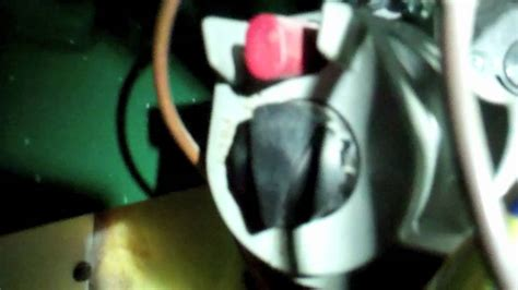 How To Light A Pilot Light by Checking Lighting A Pilot Light On A Gas Boiler