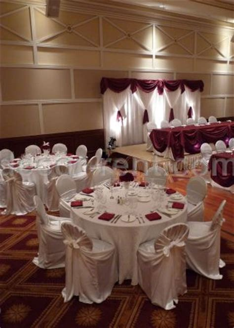 Wedding Backdrop Linen by Wedding Backdrops Toronto Decor Rentals Linen Rental