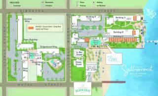 Sample Floor Plan Ocean View King Southernmost Beach Resort