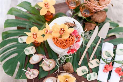 Strand Deko Hochzeit by Hochzeitsdeko Hawaii Friedatheres