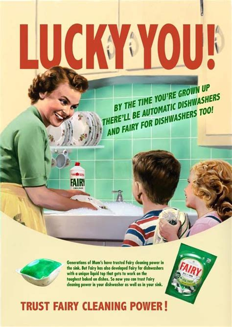 lucky  poster vintage sarcastic pleasantly clean