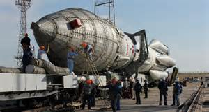 Russian Proton M Satellite To Be Launched By Russian Proton M