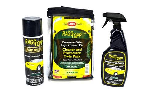 Cleaner Kit 3 In 1 T1910 17 1983 16 ford mustang convertible top cleaner for fabric
