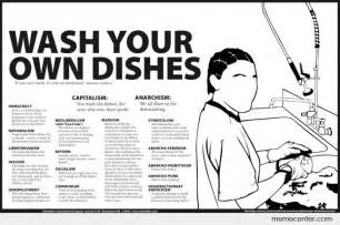 Meme Dishes - wash your own dishes by ben meme center