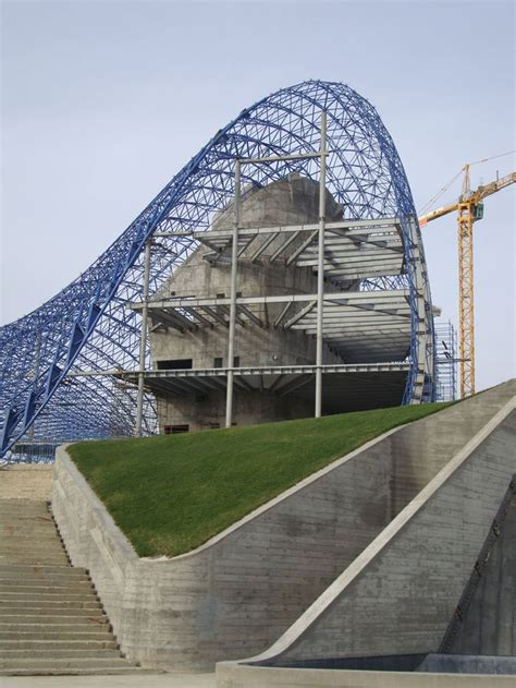 Stanlees Visions Become Reality At The Sf Opera Dinner by 111 Best Images About Space Frame Structure On