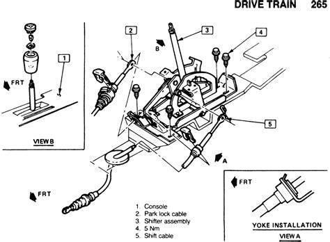 service manuals schematics 1968 chevrolet camaro transmission control repair guides automatic transmission adjustments