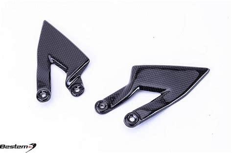 Ktm Carbon Fiber Ktm Superduke 990 2005 2010 Carbon Fiber Heel Guards