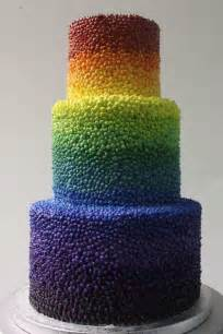 bunte kuchen colorful wedding cakes mywedding