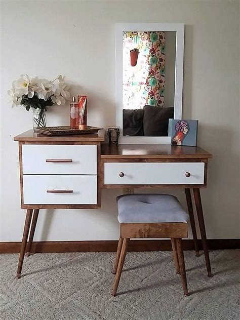 mid century vanity table best 25 modern vanity table ideas on modern