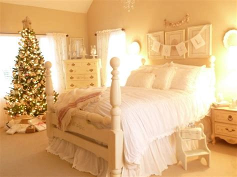 christmas bedroom decorating ideas home decorate ideas