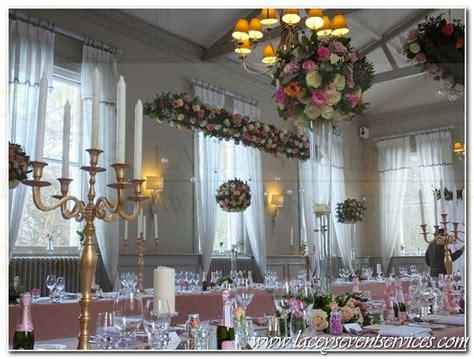 laceys event services wedding decor essex