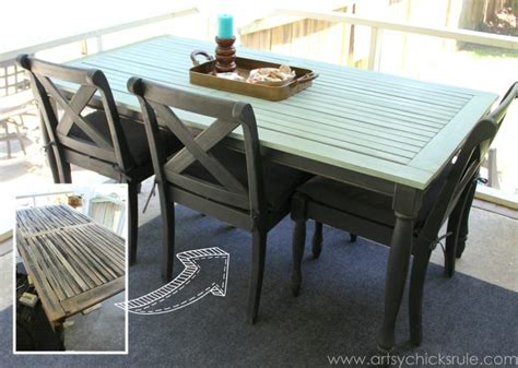 chalk paint outdoor furniture 1000 images about furniture refinish repurpose on