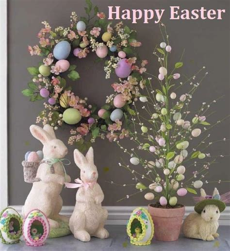 how to make easter decorations for the home pretty easter decorating ideas just imagine daily dose