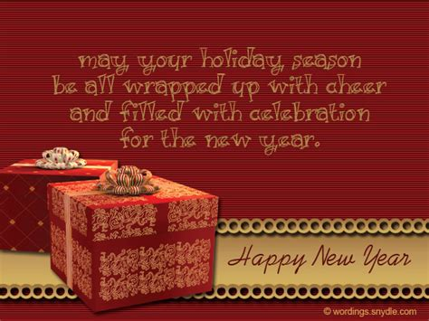 Business Letter New Year Wishes Business New Year Messages Wordings And Messages