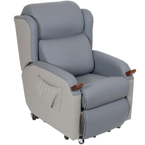 electric recliner chair dva air comfort compact liftchair total mobility