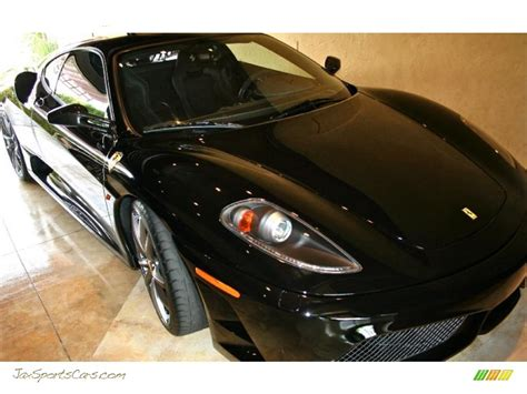 Schuderia Black 2009 f430 scuderia coupe in black daytona 167252