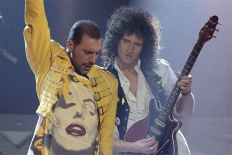 brian may cameo inside mary austin and freddie mercury s relationship