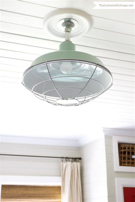 Cottage Ceiling Lights Barn Light Electric Sky Chief Ceiling Light The Lettered Cottage Home Furniture Decor