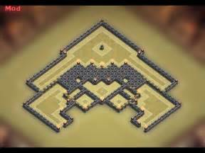 Town hall 9 th9 best war base 2015 anti 2 stars replay youtube