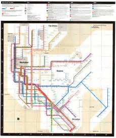 New York Subway Map by Graphic Design Legend Massimo Vignelli S Nyc Subway Design
