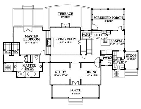 allison ramsey floor plans higgs house house plan c0373 design from allison ramsey architects
