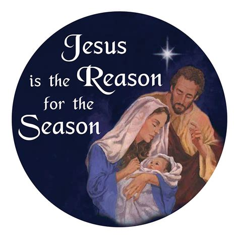 jesus is the reason for the season led christmas decorations gifts banners ornaments novelties totes living grace