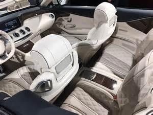 look 2017 mercedes maybach s650 cabriolet