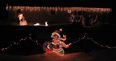 xmas lights photos buena vista colorado