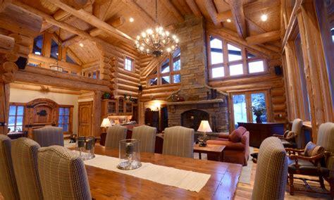 Amazing Log Homes Interior Interior Log Home Open Floor | amazing log homes interior interior log home open floor