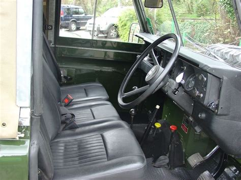 land rover series 3 interior land rover series iii interior land rover interiors