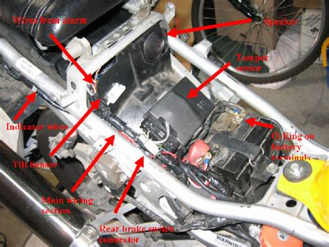 Honda Cbr 250 Battery Location   Get Free Image About