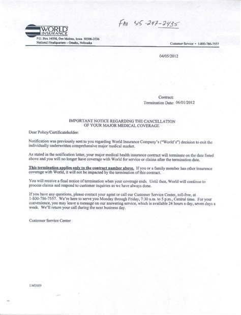 allstate insurance cancellation letter insurance cancellation letter christopherbathum co