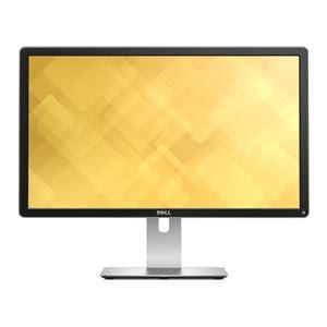 Lcd Monitor Led Dell P2415q 238 4k Uhd 3840x2160p 60hz Hdmi Minidp dell 24 ultra hd 4k led monitor p2415q by office depot officemax