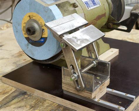 bench grinder tool rest plans jun    bench grinder