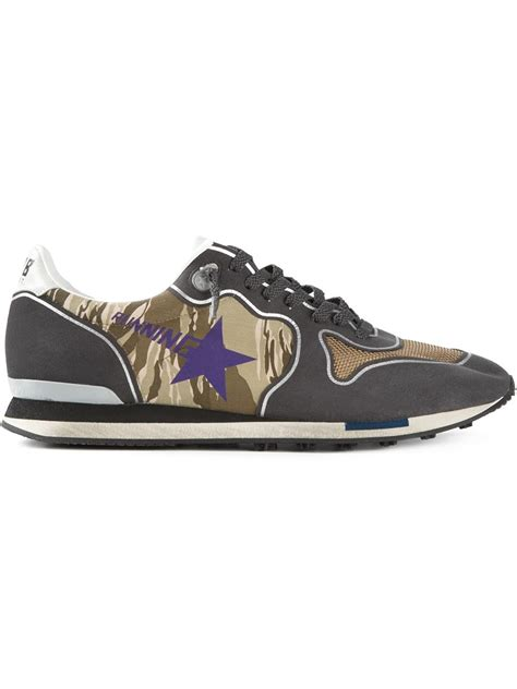 golden goose sneakers golden goose deluxe brand running sneakers in black for