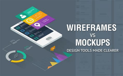 design mockup tool wireframes vs mockups design tools made clearer