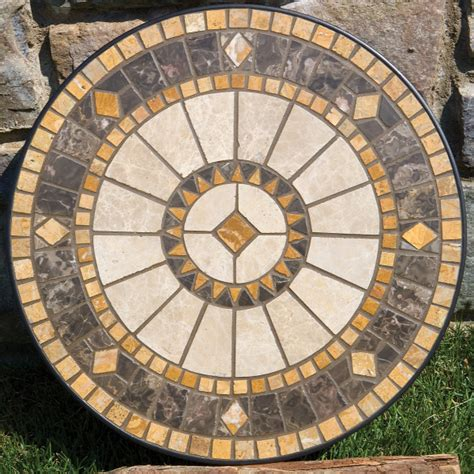 mosaic pattern patio blogs alfresco home offers historic mosaic style for