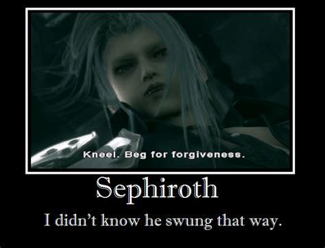 Sephiroth Meme - image gallery sephiroth song