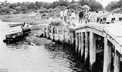 Chappaquiddick Bridge Today Fifty Shades Of Grey Director Helming Ted Kennedy Chappaquiddick Thriller Daily Mail