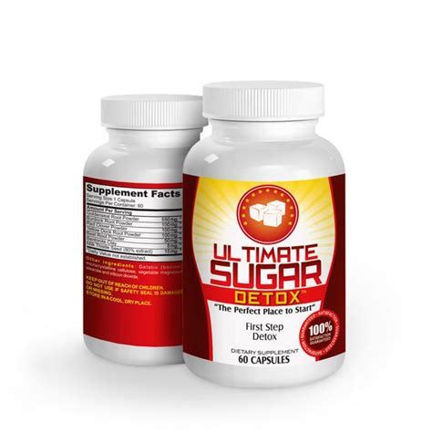 Supplements That Help With Sugar Detox by The Ultimate Sugar Detox Cleanse Supplement Elevate