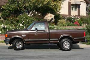 1989 Ford Truck 1989 Ford F 150 130386