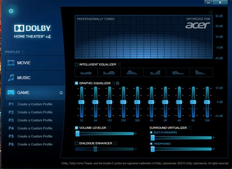 dolby home theater gaming settings solved gaming audio