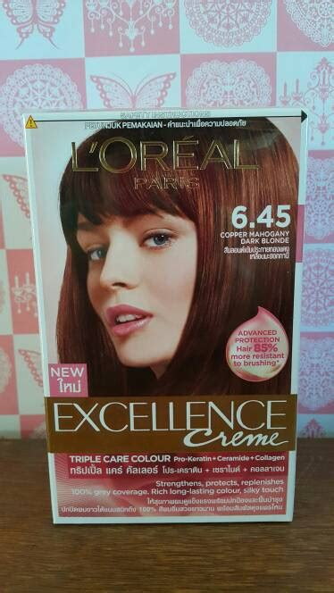 Semir Loreal jual l oreal excellence creme loreal hair colour cat