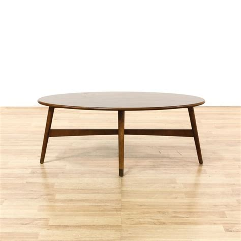 Modern Coffee Table Los Angeles Oval Mid Century Modern Coffee Table Loveseat Vintage Furniture Los Angeles