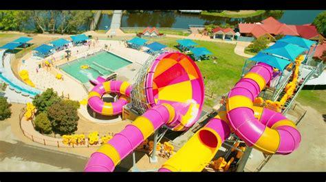 theme park victoria adventure park victoria s biggest water theme park youtube