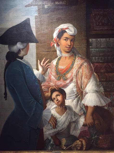 mestizo castas de pinturas tlatoani cuauhtemoc on twitter quot pintura de castas de